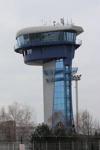 Milan Rastislav Štefánik Airport (Bratislava Airport) - airport tower - by Juergen Postl