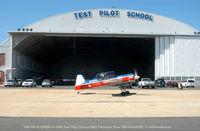 Patuxent River Nas/trapnell Field/ Airport (NHK) - Test Pilot School Hangar at Pax River - by J.G. Handelman