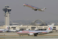 Los Angeles International Airport (LAX) - LAX Traffic - by Todd Royer