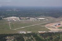Hammond Northshore Regional Airport (HDC) - Hammond Northshore Regional Airport - by Mark Pasqualino