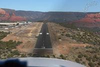 Sedona Airport (SEZ) - Sedona  - by Dawei Sun