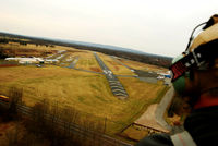 Central Jersey Regional Airport (47N) - A Breezy on final to Two Five Central Jersey - by Bruce Vinal