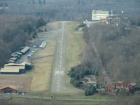 Nemacolin Airport (PA88) - We flew straight in all the way from Williamsport!  This private airport is real easy to spot. - by Sam Andrews