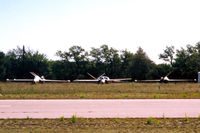 Lago Vista Tx - Rusty Allen Airport (RYW) - Fouga Jets at Lago Vista Airport - by Zane Adams