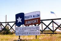 Lago Vista Tx - Rusty Allen Airport (RYW) - Lago Vista / Rusty Allen Airport , TX - by Zane Adams