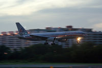 Luis Munoz Marin International Airport (SJU) - Early evening landing - by billysier