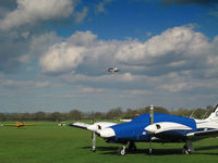 Lashenden/Headcorn Airport, Maidstone, England United Kingdom (EGKH) - Lovely flying weather - by Jeff Sexton