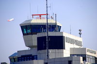 Tegel International Airport (closing in 2011), Berlin Germany (EDDT) - Upper parts of TXL-airport-building - by Holger Zengler