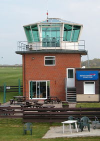 Wycombe Air Park/Booker Airport, High Wycombe, England United Kingdom (EGTB) photo