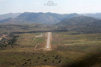 Bagdad Airport (E51) - approach RWY 05 - by Dawei Sun