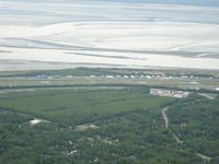 Birchwood Airport (BCV) - About 1-2 miles east of Birchwood Airport, Chugiak, AK - by Mike Wallette