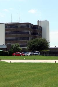 Unalakleet Airport (UNK) - Cleburne, Texas - Hospital Heliport - by Zane Adams