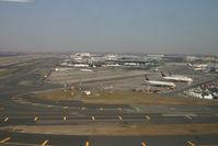 John F Kennedy International Airport (JFK) - Overview of JFK. - by Andrew Simpson