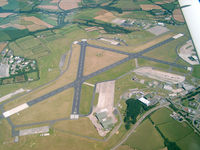 RNAS Culdrose Airport, Helston, England United Kingdom (EGDR) - RNAS Culdrose, Helston, Cornwall. - by captainflynn