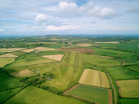 Truro Aerodrome - Truro Airfield and the surrounding area. - by captainflynn