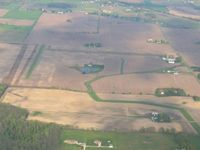 Green Field Airport (9IN8) - Looking east from 2500' - by Bob Simmermon