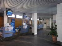 Antwerp International Airport, Antwerp / Deurne, Belgium Belgium (EBAW) - Departures - Antwerp - Deurne Airport - by Henk Geerlings