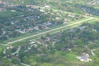 Brookeridge Air Park Airport (LL22) - Looking NE - by Bob Simmermon