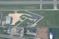 Porter County Regional Airport (VPZ) - View of the facilities - by Bob Simmermon