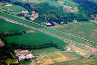 Punxsutawney Municipal Airport (N35) - Flying past PUNXY - by Steel61