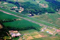 Punxsutawney Municipal Airport (N35) - Flying past PUNXY - by Steel61
