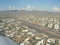 Scottsdale Airport (SDL) - NorthWEst dep - by LOS
