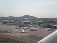Phoenix Deer Valley Airport (DVT) - Atlantic  - by Jarrett