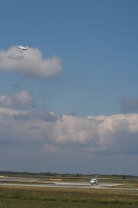 Vienna International Airport, Vienna Austria (LOWW) - holding point rwy29 - by Delta Kilo