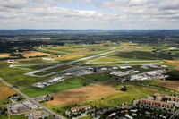 Lancaster Airport (LNS) - Aerial Shot from a helicopter - by Dan Myers