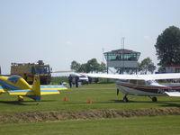 Oostwold Airport - Oostwold  Airport  Airshow june 2009 - by Henk Geerlings