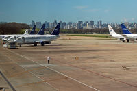 Jorge Newbery Airport, Buenos Aires Argentina (SABE) photo