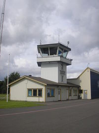 Falköping Airport, Falköping Sweden (ESGK) - Tower - by Henk Geerlings