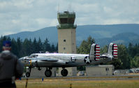 Olympia Regional Airport (OLM) - Olympia Airport father's day Airshow 2009 - by Wolf Kotenberg