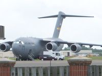Charleston Afb/intl Airport (CHS) - C-17 on Flightlne  - by rupert2829