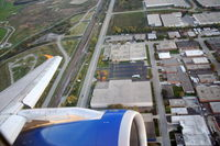 Chicago O'hare International Airport (ORD) - Nice fall afternoon,  27L departure KORD to KPBI on-board TED - by Mark Kalfas