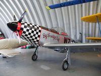 Damyns Hall Aerodrome - Mustang Replica at Damyn's Hall - by Simon Palmer