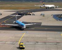 Frankfurt International Airport, Frankfurt am Main Germany (EDDF) - Coming and going at FRA - by Holger Zengler
