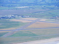 Caernarfon Airport, Caernarfon, Wales United Kingdom (EGCK) - departing from R/W 26 at Caernarfon - by Chris Hall
