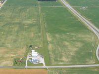 Forest Field Airport (9OH9) - Looking east - by Bob Simmermon