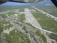 Cabin Creek Landing Airport (97MT) - Cabin Creek Landing - by Gerald W. Hurst