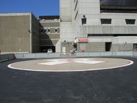 Lutheran Hospital - La Crosse Heliport (84WI) - The main helipad at Gundersen Lutheran Medical Center in La Crosse, WI. - by Mitch Sando