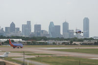 Dallas Love Field Airport (DAL) - Approach end of runway 31 Left @ Love Field - by Zane Adams