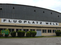 LOLW Airport - Flugplatz Wels / Oberösterreich / Upper Austria - by P. Radosta - www.austrianwings.info