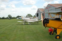 Antique Airfield Airport (IA27) - Taken during the 3rd Annual Antique Homebulit Fly-in July 4th, 2009 - by BTBFlyboy