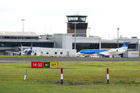 Leeds Bradford International Airport, West Yorkshire, England United Kingdom (EGNM) photo