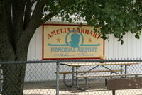 Amelia Earhart Airport (K59) - Amelia Earhart - by Allen M. Schultheiss