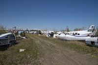Edmonton/Villeneuve Airport (Villeneuve Airport) - Some spare parts needed? - by Dietmar Schreiber - VAP
