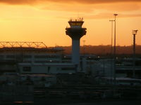 Auckland International Airport, Auckland New Zealand (NZAA) - Sunrise - by ralph_spielman@timeinc.com