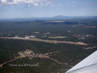 Flagstaff Pulliam Airport (FLG) - overview - by Dawei Sun