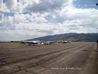 Cedar City Regional Airport (CDC) - CDC - by Dawei Sun